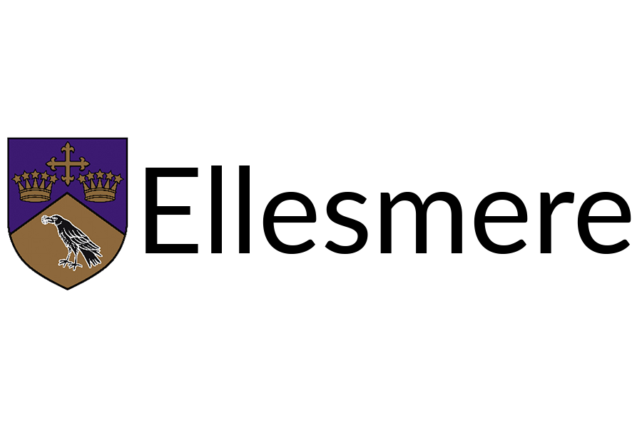 JBE Health client testimonial Ellesmere logo